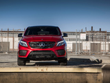 Mercedes-Benz GLE 450 AMG 4MATIC Coupé US-spec 2015 photos