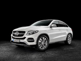 Mercedes-Benz GLE 400 4MATIC Coupé (C292) 2015 photos