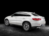 Mercedes-Benz GLE 400 4MATIC Coupé (C292) 2015 wallpapers