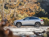 Mercedes-AMG GLE 43 4MATIC Coupé North America (C292) 2016 images