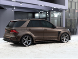 TopCar Mercedes-Benz GLE-Klasse Inferno (W166) 2016 wallpapers