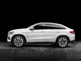 Photos of Mercedes-Benz GLE 400 4MATIC Coupé (C292) 2015