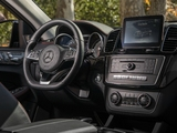Photos of Mercedes-AMG GLE 43 4MATIC Coupé North America (C292) 2016