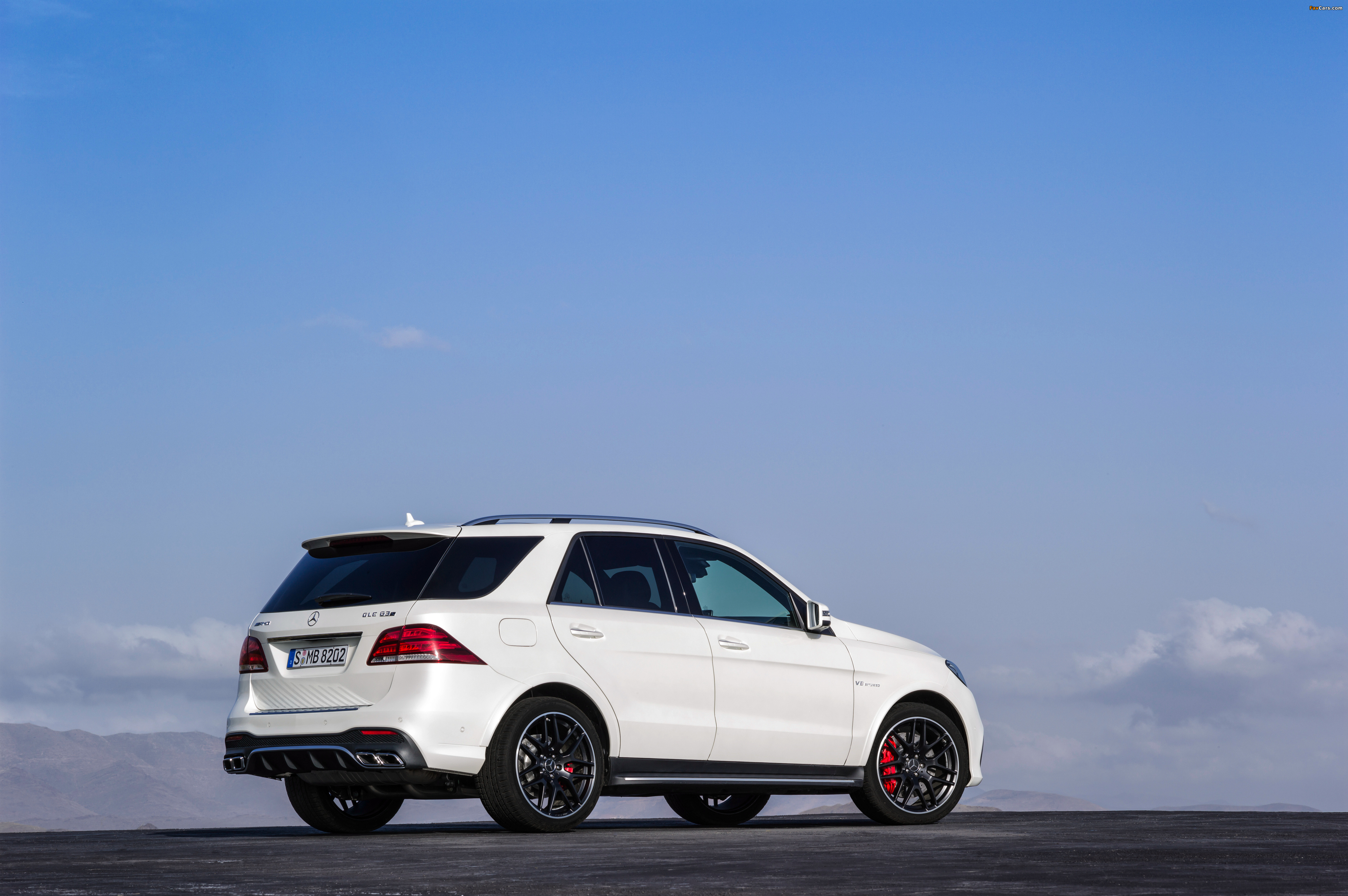 Pictures of Mercedes-AMG GLE 63 S 4MATIC (W166) 2015 (4096 x 2722)