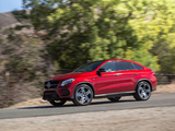 Pictures of Mercedes-Benz GLE 450 AMG 4MATIC Coupé US-spec 2015