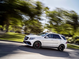 Mercedes-AMG GLE 63 S 4MATIC (W166) 2015 wallpapers