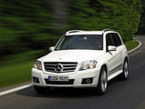 Images of Mercedes-Benz GLK 350 Sports Package (X204) 2008–12