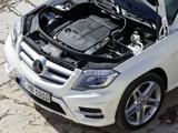 Images of Mercedes-Benz GLK 350 BlueEfficiency (X204) 2012