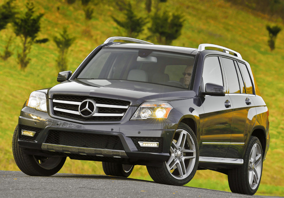 Mercedes Benz Glk 350 Amg Styling Package X204 2008 12 Pictures