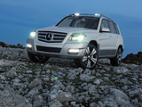 Mercedes-Benz Vision GLK Freeside Concept (X204) 2008 wallpapers