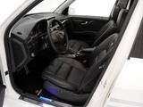 Brabus GLK V8 Widestar (X204) 2009 photos