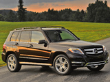 Mercedes-Benz GLK 350 US-spec (X204) 2012 images