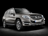 Mercedes-Benz GLK 250 BlueTec (X204) 2012 photos