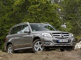 Mercedes-Benz GLK 220 CDI BlueEfficiency (X204) 2012 photos