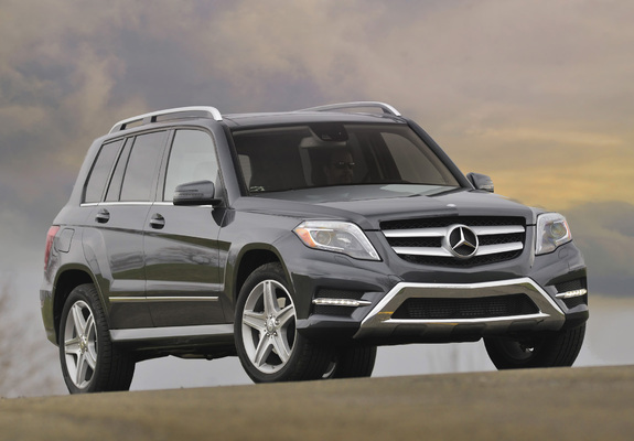 mercedes benz glk 250 bluetec amg styling package us spec x204 2012 photos. Black Bedroom Furniture Sets. Home Design Ideas