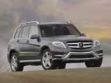 Mercedes-Benz GLK 250 BlueTec AMG Styling Package US-spec (X204) 2012 photos
