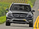 Mercedes-Benz GLK 350 US-spec (X204) 2012 pictures