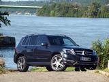 Mercedes-Benz GLK 250 BlueTec (X204) 2012 wallpapers