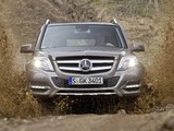 Mercedes-Benz GLK 220 CDI BlueEfficiency (X204) 2012 wallpapers