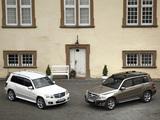 Mercedes-Benz GLK-Klasse pictures