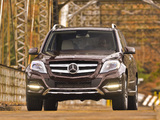 Photos of Mercedes-Benz GLK 250 BlueTec US-spec (X204) 2012