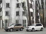 Pictures of Mercedes-Benz GLK-Klasse
