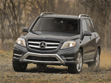 Pictures of Mercedes-Benz GLK 250 BlueTec AMG Styling Package US-spec (X204) 2012