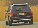 Pictures of Mercedes-Benz GLK 250 BlueTec US-spec (X204) 2012