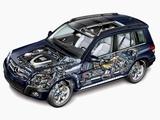 Mercedes-Benz GLK-Klasse wallpapers