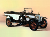Images of Mercedes-Knight 16/40 HP 1911