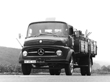 Photos of Mercedes-Benz L1113 1963–68
