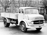 Mercedes-Benz LAK322 1961 pictures