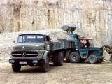 Mercedes-Benz LAK1620 1966–69 images
