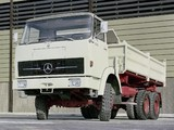 Photos of Mercedes-Benz LAK2632 1969–74