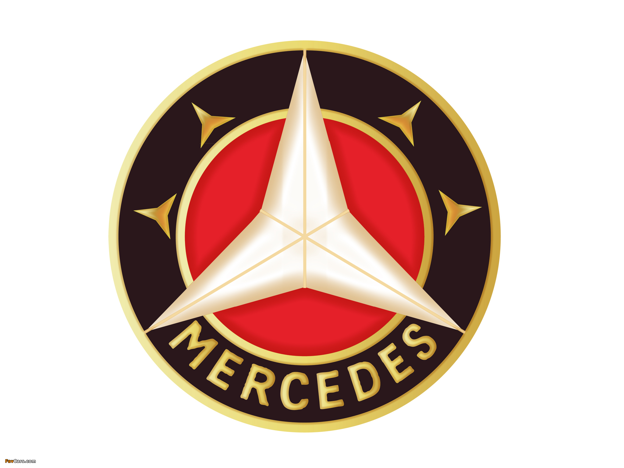 Pictures of mercedes 1916 2048x1536 for Mercedes benz star logo