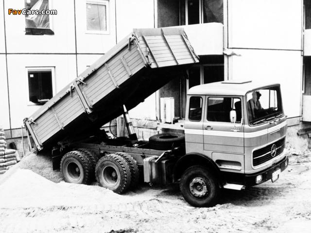 Images of Mercedes-Benz LPK2223 1970 (640 x 480)