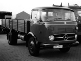 Mercedes-Benz LP322 1956 wallpapers