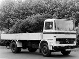 Mercedes-Benz LP1213 1966 images