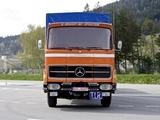 Mercedes-Benz LP1624 photos