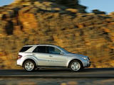 Images of Mercedes-Benz ML 63 AMG (W164) 2006–08