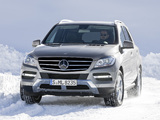 Images of Mercedes-Benz ML 350 BlueTec (W166) 2011