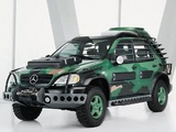 Mercedes-Benz ML 320 Jurassic Park (W163) 1997 photos