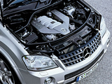 Mercedes-Benz ML 63 AMG (W164) 2006–08 images