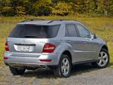 Mercedes-Benz ML 350 BlueTec US-spec (W164) 2009–11 images