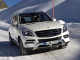 Mercedes-Benz ML 350 BlueTec (W166) 2011 pictures