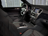 Mercedes-Benz ML 63 AMG (W166) 2012 pictures