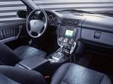 Photos of Mercedes-Benz M-Klasse Final Edition (W163) 2005