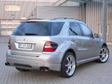 Pictures of ART Mercedes-Benz M-Klasse (W164) 2006