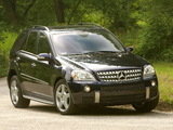 Pictures of Mercedes-Benz ML 550 (W164) 2006–08