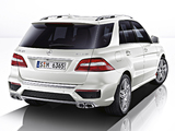Pictures of Mercedes-Benz ML 63 AMG (W166) 2012